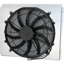 electric radiator fans and shrouds afco radiator fan shroud assemblies parts free shipping speedway