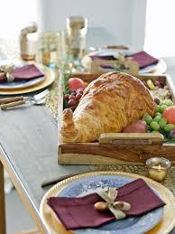 edible thanksgiving centerpiece make a bread cornucopia hgtv
