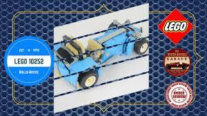 lego rolls royce lego 10252 b model rolls royce review 2017 youtube