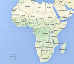 africa map all countries union proposes all africa passport