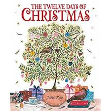 twelve days of christmas by jane ray gardners list excluded at