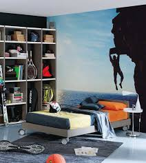 cool teenage bedroom wall designs 6724