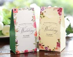 wedding favor boxes wholesale wholesale wedding favors party favors 2017 secret garden series