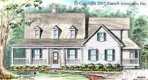 house plans country farmhouse meadow valley house plan house plans by garrell associates inc