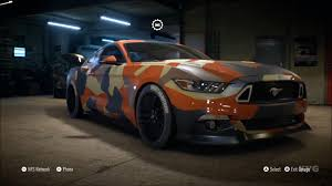 build ford mustang 2015 need for speed 2015 ford mustang gt 2015 customize car