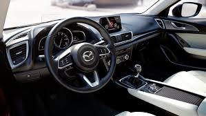 New Focus Interior 2017 Mazda3 Vs 2017 Ford Focus Near Columbia Sc Gerald Jones Mazda