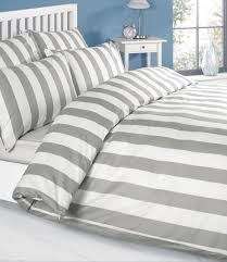 louisiana stripe duvet cover set 100 cotton 200 thread count