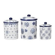 kitchen canisters blue kitchen canisters canister sets kirklands