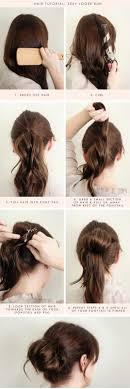buns hair top 25 hair bun tutorials for those lazy mornings