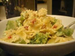 sauce boursin cuisine bowtie pasta with boursin sauce tasty kitchen a recipe