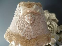 Shabby Chic Lighting Ideas by 113 Best Lampshade Images On Pinterest Shabby Chic Lamps Lamp