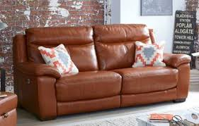 Leather Brown Sofas Dfs Leather Sofa Sale Home And Textiles
