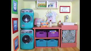 Diy Clothes Dryer Diy American Doll Washing Machine Youtube
