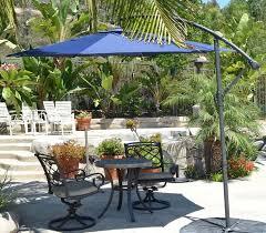 Patio Umbrella Wedge Offset Patio Umbrella Blue 10 Quality Patio Umbrellas Market