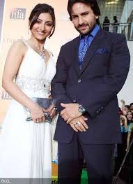 Saif and Soha Ali Khan
