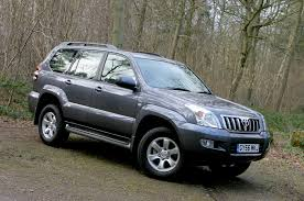toyota land cruiser station wagon review 2003 2009 parkers