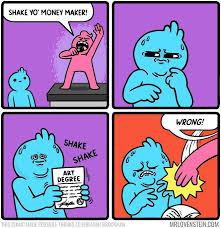 Meme Cartoon Maker - shake it mr lovenstein know your meme