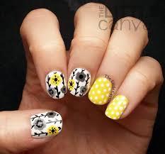 nail art designs in yellow best nail 2017 nail art aphan nail