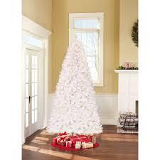 sears artificial white treeswhite tree lights