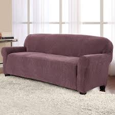 sofas marvelous reclining sofa slipcover sure fit couch covers