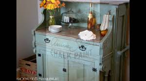 duck egg blue chalk paint youtube
