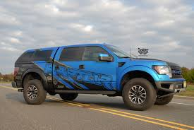 Ford Raptor Blue - designer wraps u2013 custom vehicle wraps fleet wraps color changes
