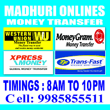 madhuri onlines in narasaraopet now you can send and receive