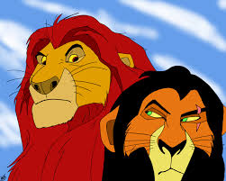 Are Mufasa And Scar Really Brothers The Main Street Mouse Mufasa King