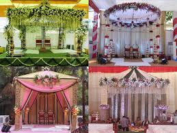 mumbai indian wedding reception decorators and planners goa