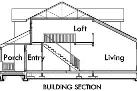 house plans master on 40 house plans section views section plan of house house of
