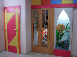 pooja room single door designs with glass u2013 rift decorators