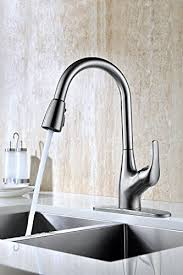 kitchen faucets touch touch on kitchen sink faucets purelux tulip single handle pull