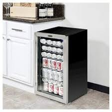 home depot black friday refrigerator dale magic chef beverage 23 4 in 154 12 oz can cooler stainless