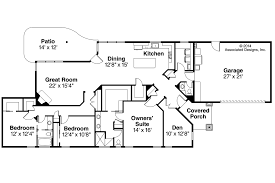 House Plans Ranch by Ranch House Plan Alton 30 943 Floor Plan Ranch Floor Plans Swawou