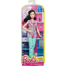 barbie careers nurse doll asian walmart com