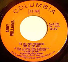 andy williams it u0027s the most wonderful time of the year vinyl
