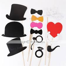 photobooth for wedding photo booth props 44 pcs set photobooth for wedding birthday party
