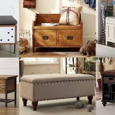 furniture perfect entryway bench with storage for interior design