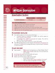 spanish letter layout junior cert french hl revise wise