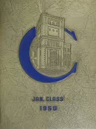 collinwood high school yearbook front cover cleveland school memories cleveland library