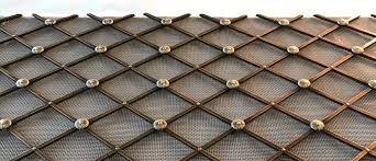 decorative wire mesh for cabinets decorative grilles for new zealand cabinetry perforated sheets for