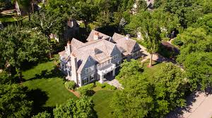 shingle style home in hinsdale 4 3m chicago tribune
