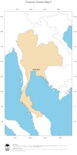 Asia Continent Map Map Thailand Ginkgomaps Continent Asia Region Thailand