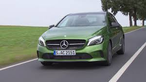 2016 mercedes benz a200 driving u0026 design youtube