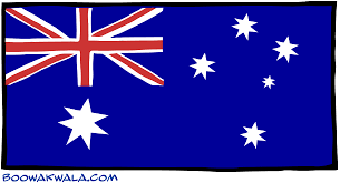 6 best images of printable country flags australia australia