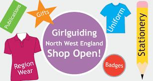 Girlguiding Flags Girlguiding North West England News