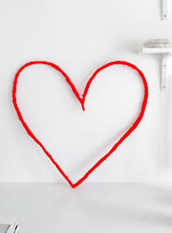 Valentines Day Decoration Heart Wall Art For Valentine U0027s Day
