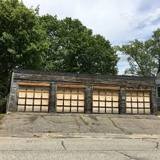 3 Door Garage by Well Maintained 3 Unit 4 Car Plus 2 Car Garages 317 Franklin