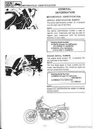 1985 1986 yamaha xj700x maxim x motorcycle service manual