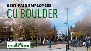 colorado university salaries see who tops the pay list at